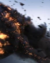 Bank Austria Alaba Animation 3D CGI Compostition Burning Goal